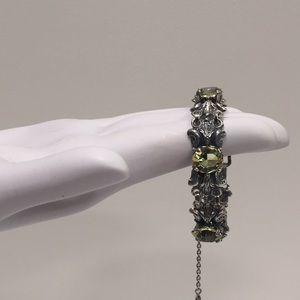 RARE! Circa 1930's signed Corinthian bracelet